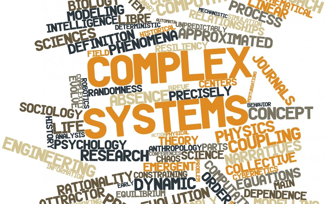 Complex systems don't exist