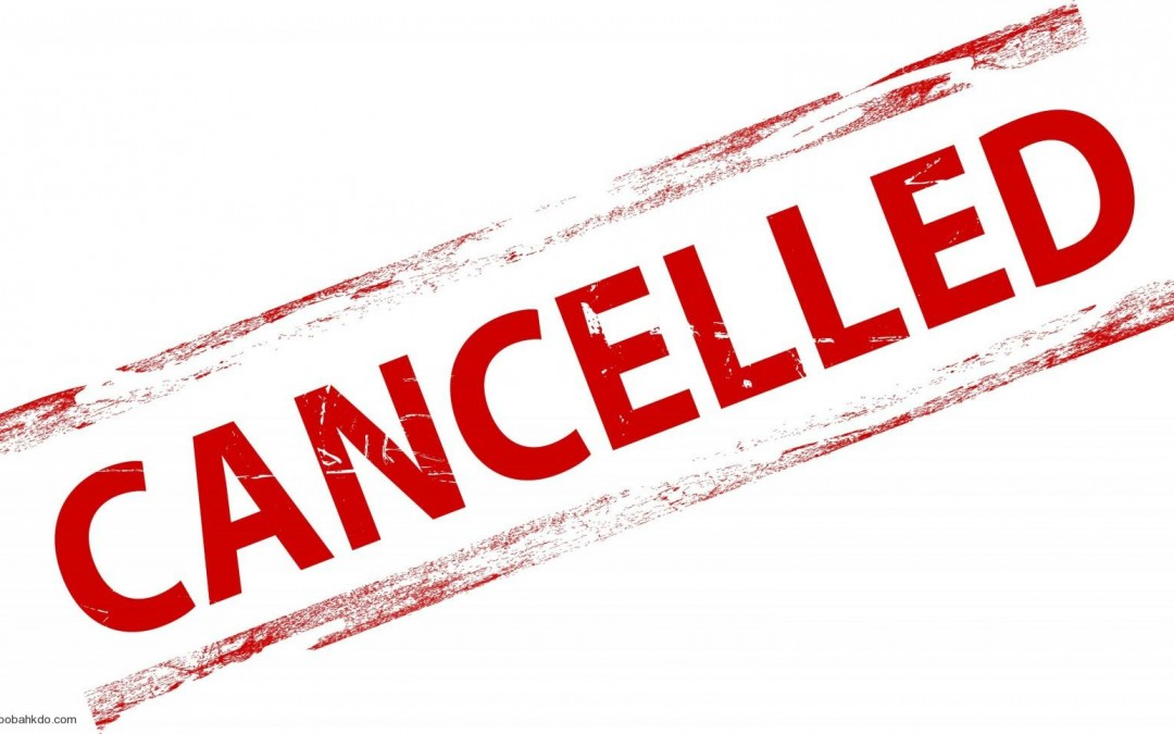 PNI hangout July 17 cancelled