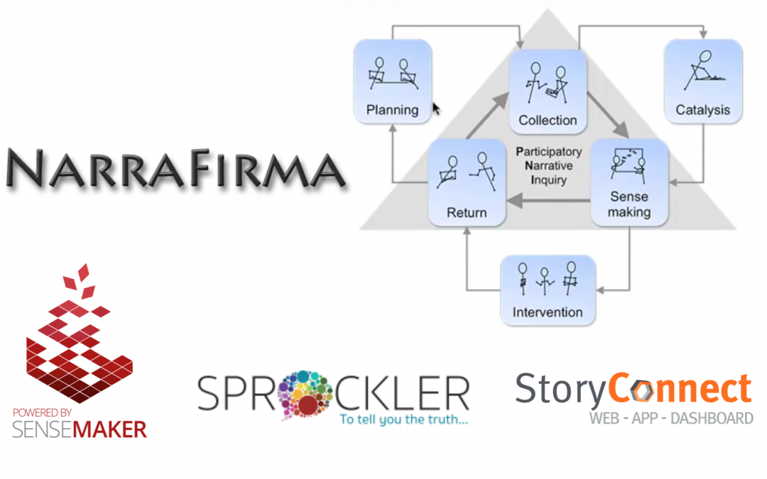 Comparison of NarraFirma with other platforms for PNI/Sensemaking